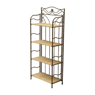 Three Posts Meetinghouse Étagère Steel Baker's Rack