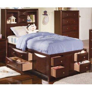 Tipler Storage Platform Bed by Red Barrel Studio