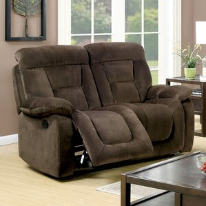 Westminster Reclining Loveseat by Red Barrel..