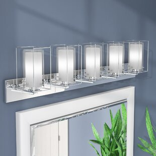 Orren Ellis Joe 5-Light Va..