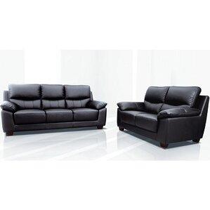 Georgina 2 Piece Living Room Set by Latitude..