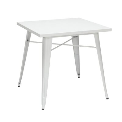 Vickers Square 30 Inch Table by 17 Stories 2020 Sale