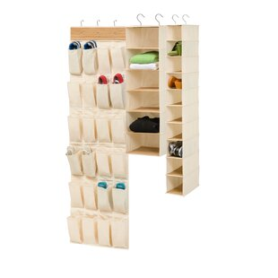 Great choice 12 Pair Hanging Shoe Organizer By Honey Can Do