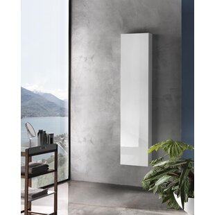 Tuvalu 35 X 160cm Wall Mounted Tall Bathroom Cabinet By Ebern Designs