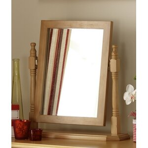 Woodward Rectangular Dressing Table Mirror