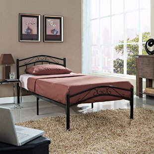 Watson Twin Platform Bed by Andover Mills