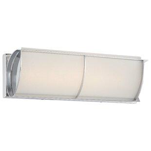 Camillea 2-Light LED Bath Bar ByOrren Ellis