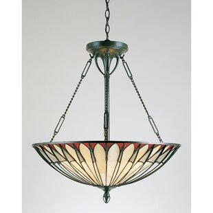 Korycki 4-Light Bowl Pendant by Astoria Grand
