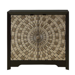 Martin 2 Door Accent Cabinet by World Menagerie