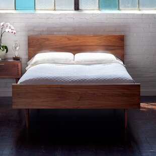 Look for May Platform Bed by Miles & May Reviews (2019) & Buyer's Guide