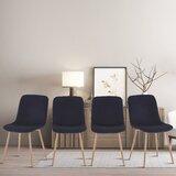 Cearley Velvet Side Chair (Set of 4) by Corrigan Studio®