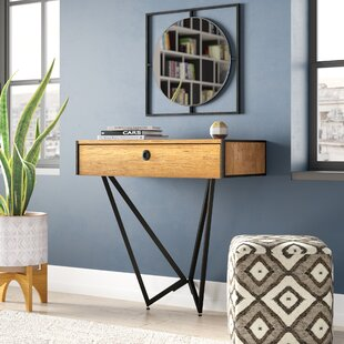 Deshawn Console Table and Mirror