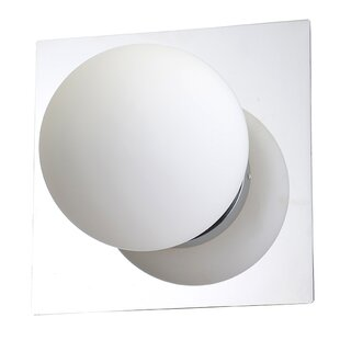 Cristina 1-Light Bath Sconce by Ivy Bronx