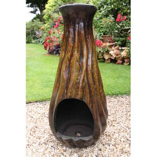 Calabaza Chiminea By Gardeco