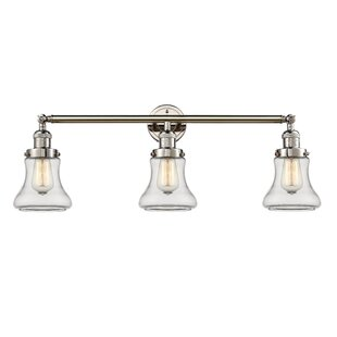 Beachcrest Home Nardone 3-Light Vanity Light