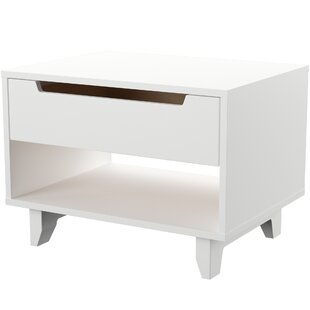 Massie 1 Drawer Nightstand