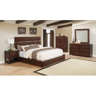 Reichel Storage Panel Bed