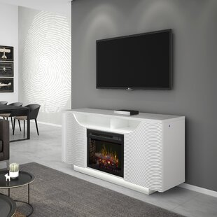 Compare prices Ethan TV Stand for TVs up to 65 with Fireplace by Dimplex Reviews (2019) & Buyer's Guide