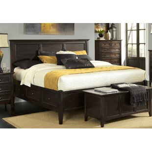 Darby Home Co Barstow Storage Platform Bed
