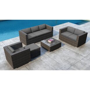 Gilleland 5 Piece Sofa Set..