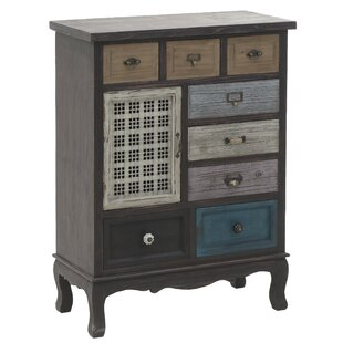 Manderson 8 Drawer Combi Chest By Bloomsbury Market
