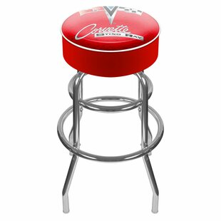 31 Swivel Bar Stool by Trademark Global Cool