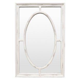 Winston Porter Ingle Wood Wall Accent Mirror