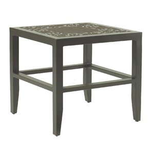 Buecker Classical Aluminum Side Table