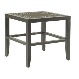 Buecker Classical Aluminum Side Table