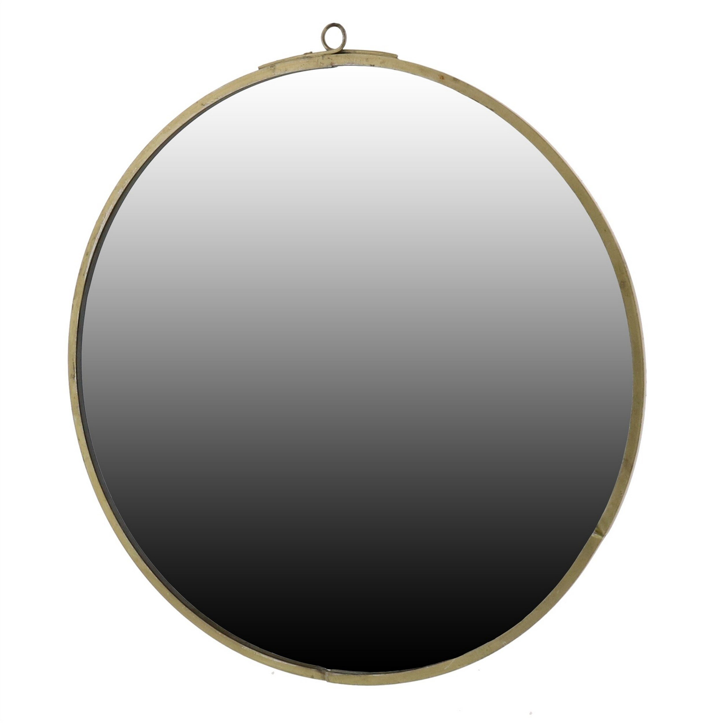 Brass Round Mirrors Free Shipping Over 35 Wayfair