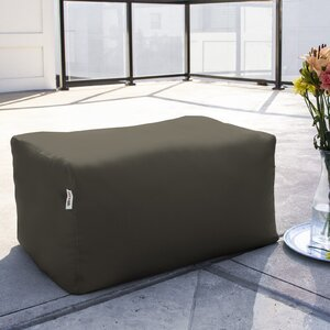 Bowman Outdoor Bean Bag Ottoman