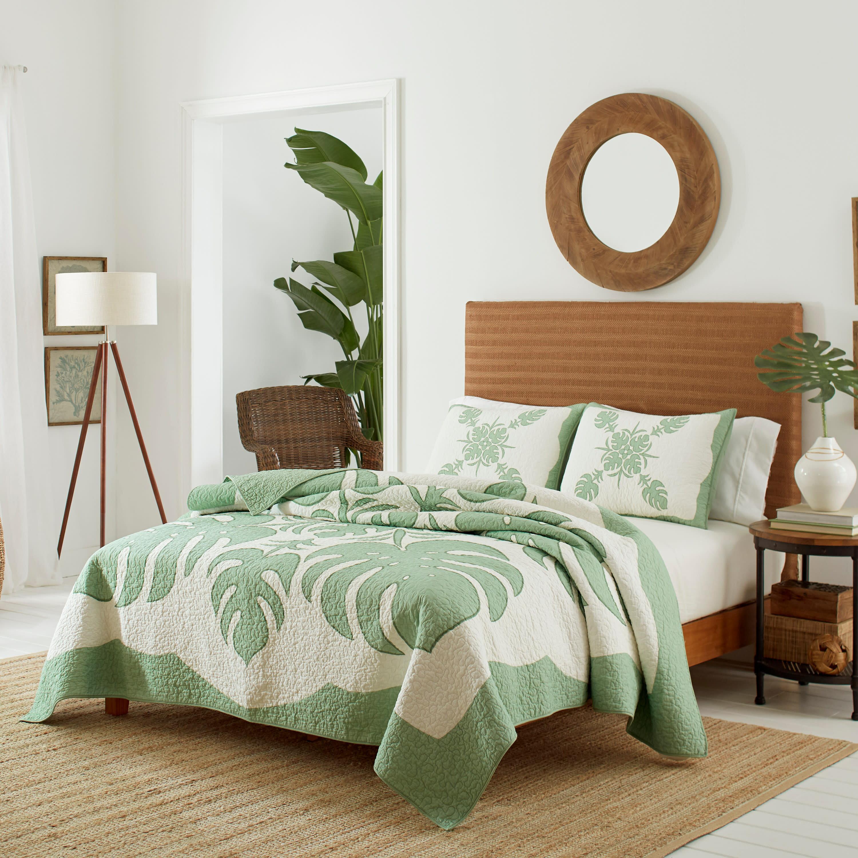Tommy Bahama Home Molokai Single Reversible Quilt Wayfair