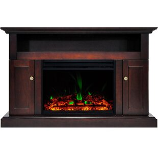 Sorrento Electric TV Stand for TVs up to 50 with Fireplace
