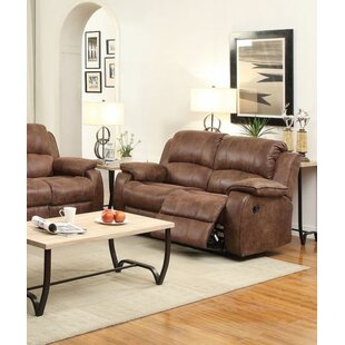 Marcellus Reclining Loveseat by Charlton Home