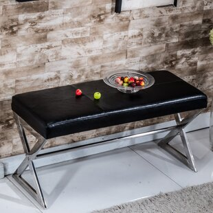 Upholstered Bench by Bellasario Collection