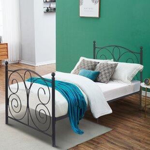 Chadron Twin Platform Bed by Fleur De Lis Living