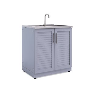 Outdoor Kitchen Sink Cabinet