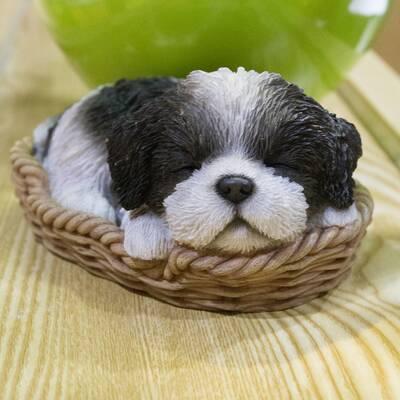 Hi-Line Gift Ltd  Sitting Yorkshire Terrier Dog Statue & Reviews