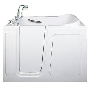 Ella Walk In Baths Front Entry Air Massage Whirlpool Walk-In Tub