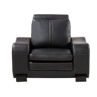 Latitude Run Vierra Club Chair with Ottoman