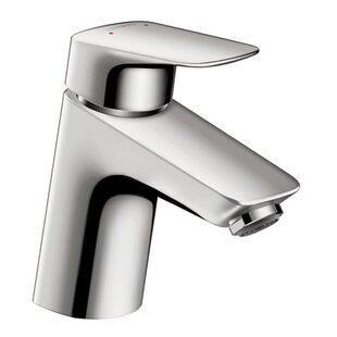 Hansgrohe Logis Faucet with Drain Assembly