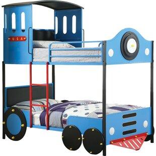Hokku Designs Tripton Twin Bunk Bed