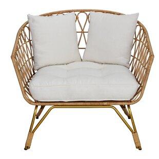 Waville Tub Chair By Bay Isle Home