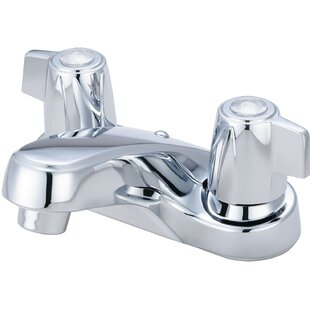 Olympia Faucets Centerset Bathroom Faucet Image