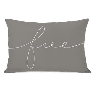 Free Mix and Match Lumbar Throw Pillow