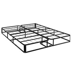 Premium Steel Mattress Foundation by Alwyn Home