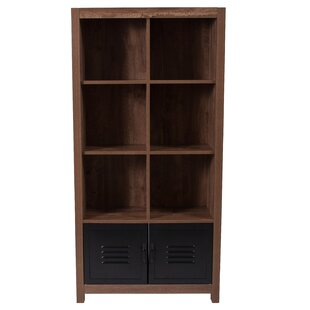 Crabb Standard Bookcase by Williston Forge