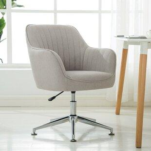 Orren Ellis Papaleo Adjustable Height Office Chair