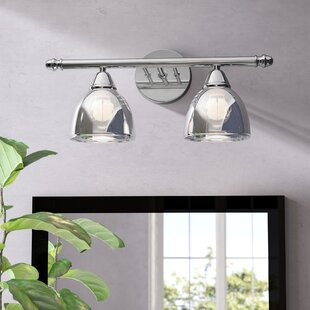Ruelas 2 Light Vanity Light