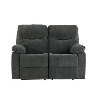 Rollison Reclining Loveseat by Charlton Home Find